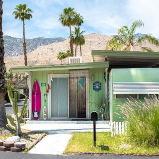 Mobile homes 1, Palm Springs