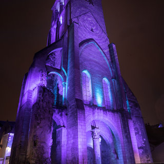 Tour Charlemagne, Tours