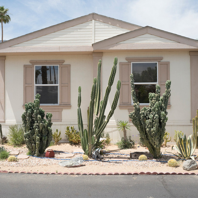 Mobile homes 2, Palm Springs, CA