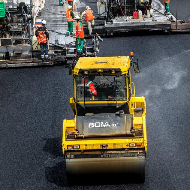 Vinci-Autoroutes, travaux de chaussées