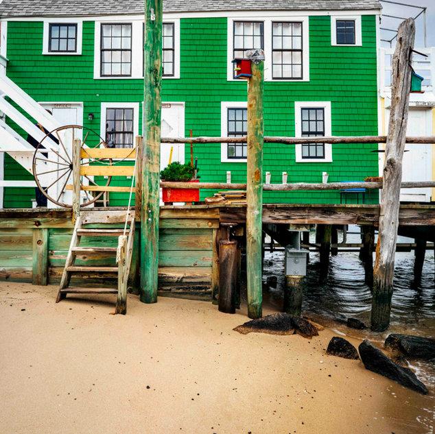 La Maison verte, Cape Cod