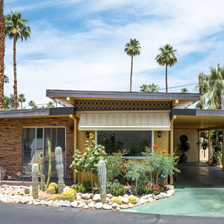 Mobile homes 3, Palm Springs, CA