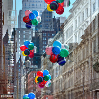 Balloons, New York