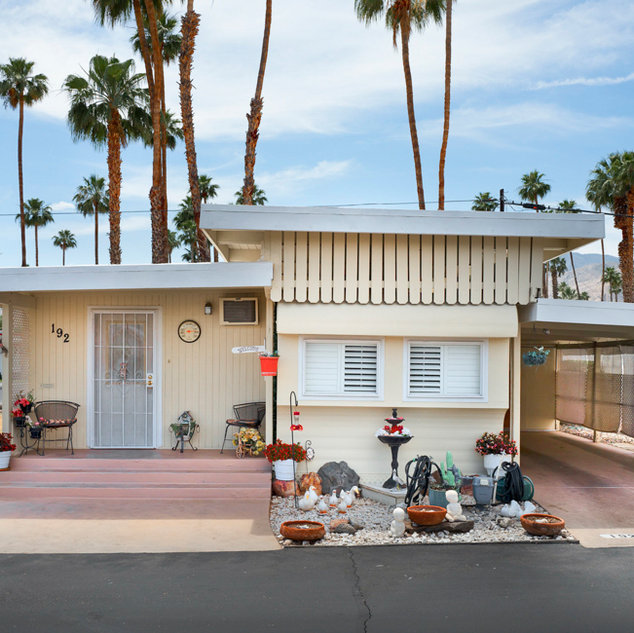 Mobile homes 4, Palm Springs, CA