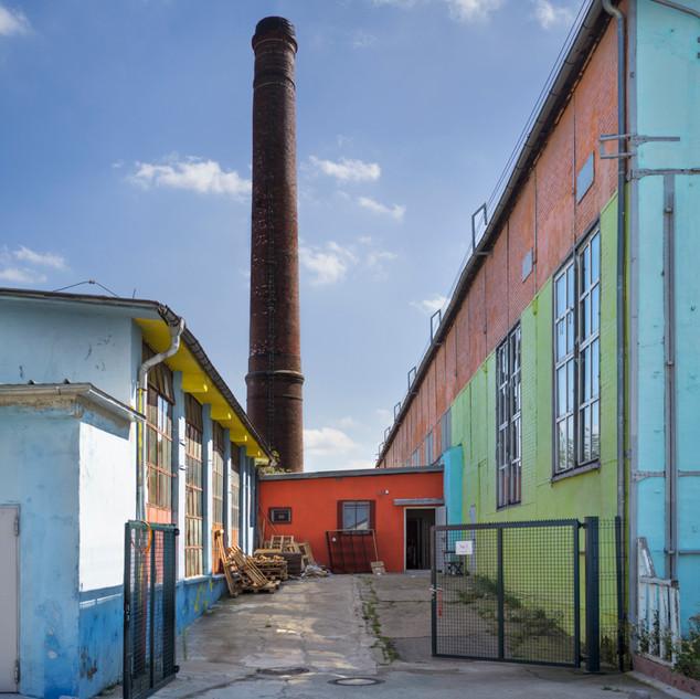 Industrie, Berlin