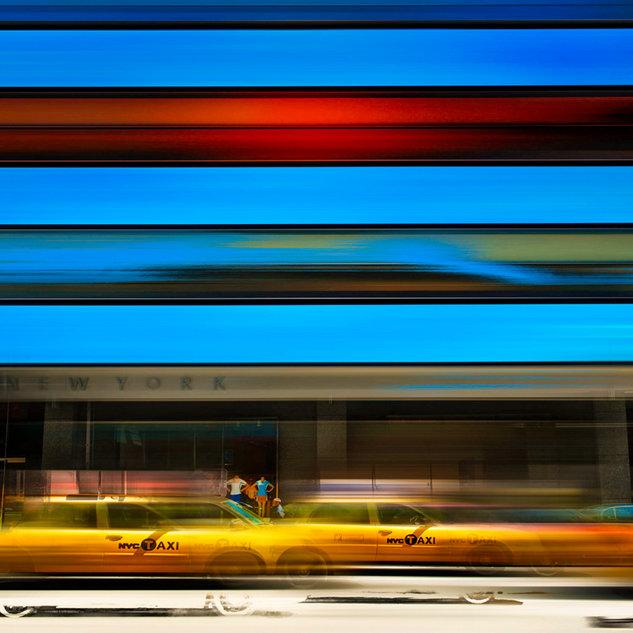 Taxi driver, NY