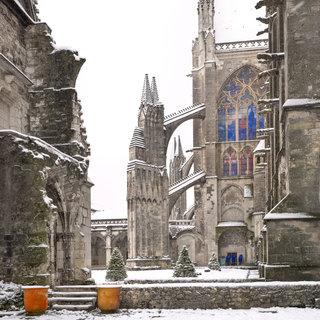 La Cathédrale, Tours