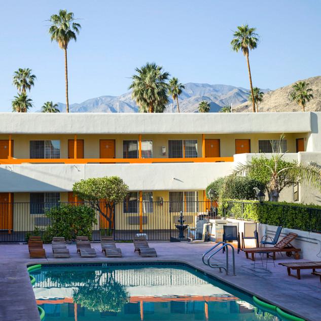 Motel, Palm Springs, CA
