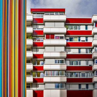 Color Lines #1, Paris