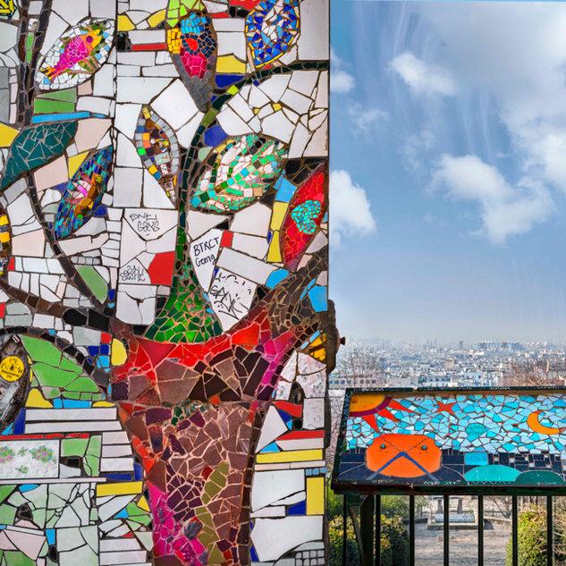 L'Arbre de Vie, Paris