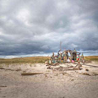 Seul au Monde, Cape Cod