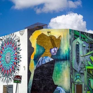 La Penseuse, Miami