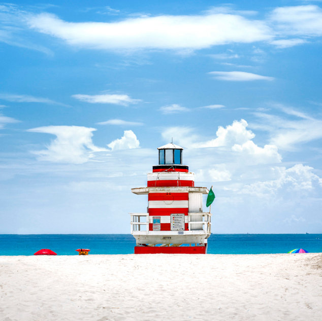 Lifeguard, Miami