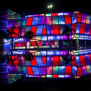Rainbow Boat, Miami