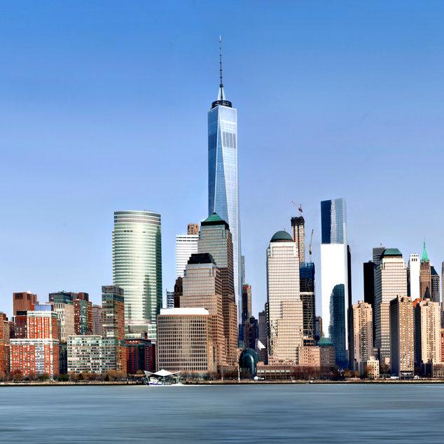 Sky Line, New York