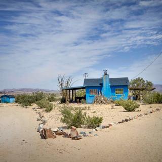 La Maison Bleue, Californie
