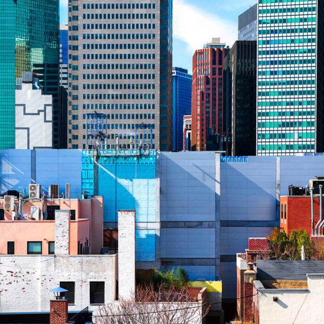 Color Blocks New York