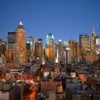 L'Heure Bleue, New York
