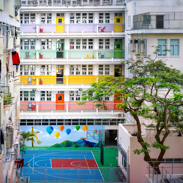 Life in color, HK #1