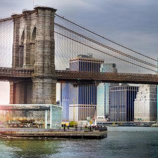 Le Manège enchanté, New York
