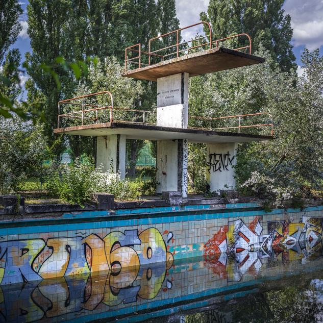 Le plongeoir #2, Berlin