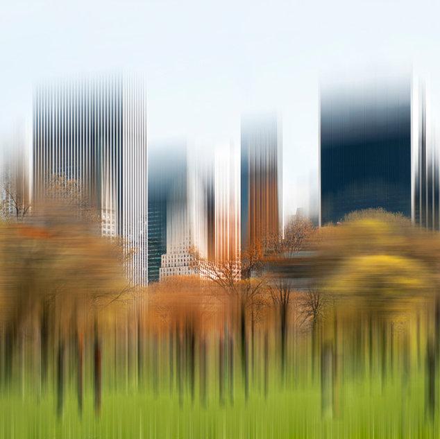 Central Park Vibration, New York