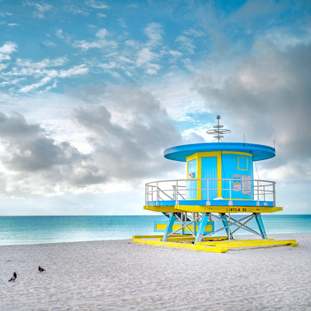 Lifeguard #1, Miami