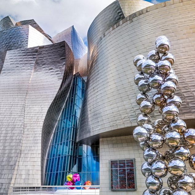 Guggenheim, Bilbao #8