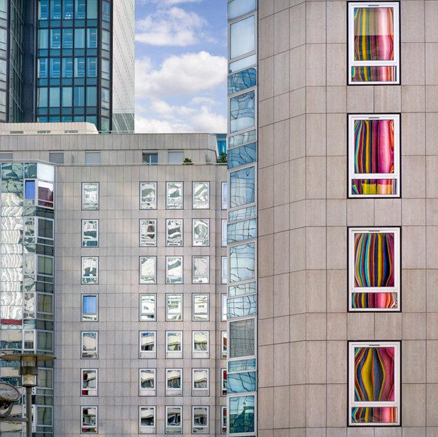 Reflets, Paris