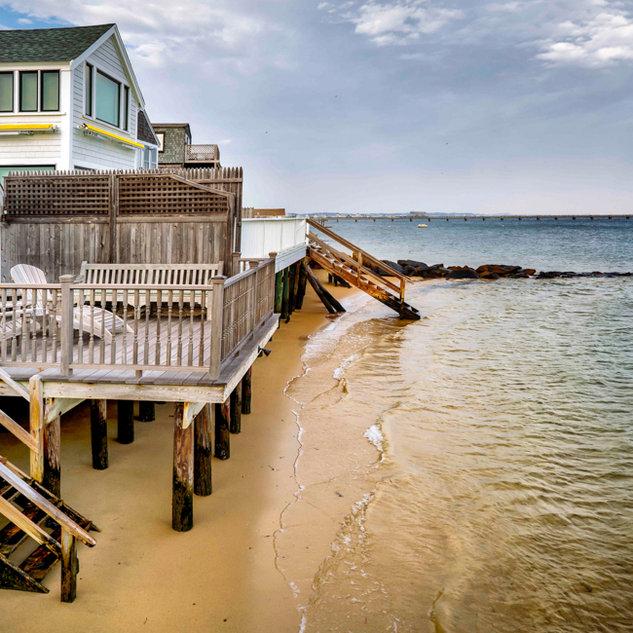 Les Pieds dans l'eau, Cape Cod