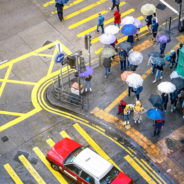 Urban life, HK