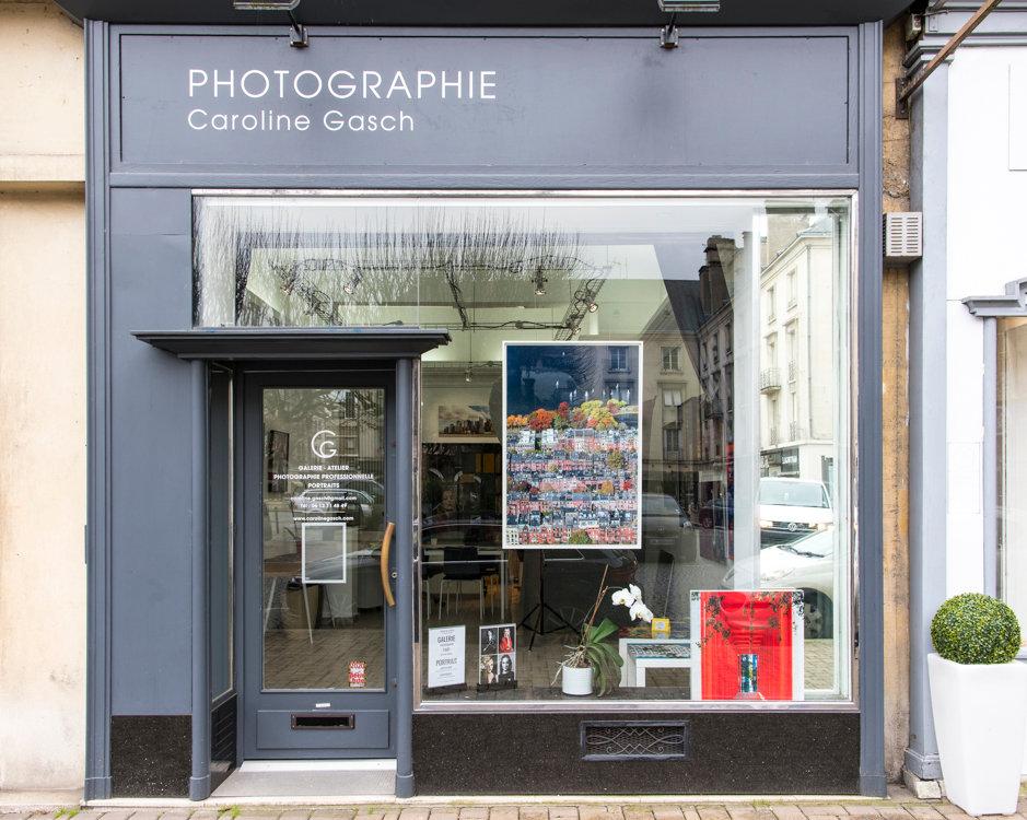 Galerie Caroline Gasch 2