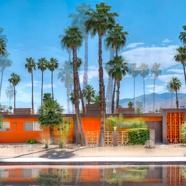 Super-position, Palm Springs