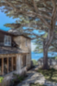 This 7,215 sq.ft. corner lot with spectacular water views along Scenic Road on Carmel Point presents multiple options for the creative buyer: Renovate and expand the classic existing stone home; build the new home of your dreams; or, buy the additional contiguous vacant lot and create an estate on Scenic on two parcels. One-of-a-kind opportunity for the creative buyer.