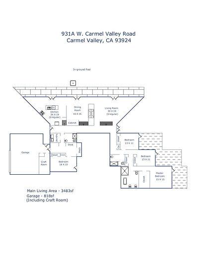 931A W Carmel Valley Road