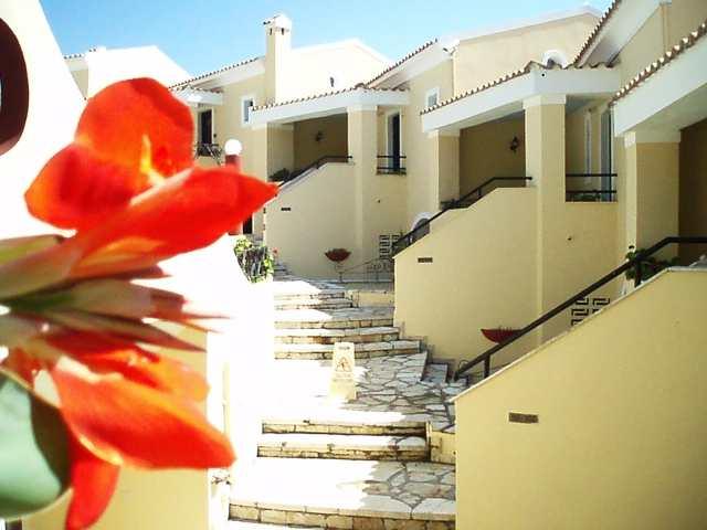 Mediterranean blue apartments kavos