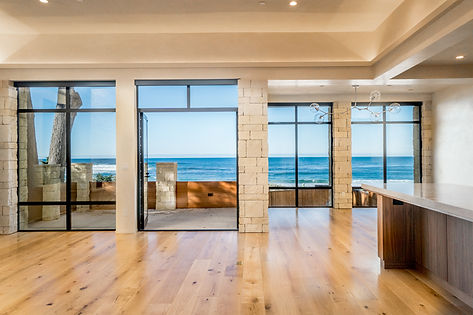 Modern Beach House on Scenic Road