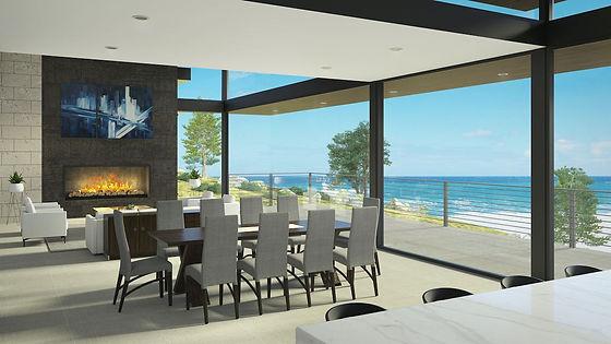Contemporary Oceanfront Estate