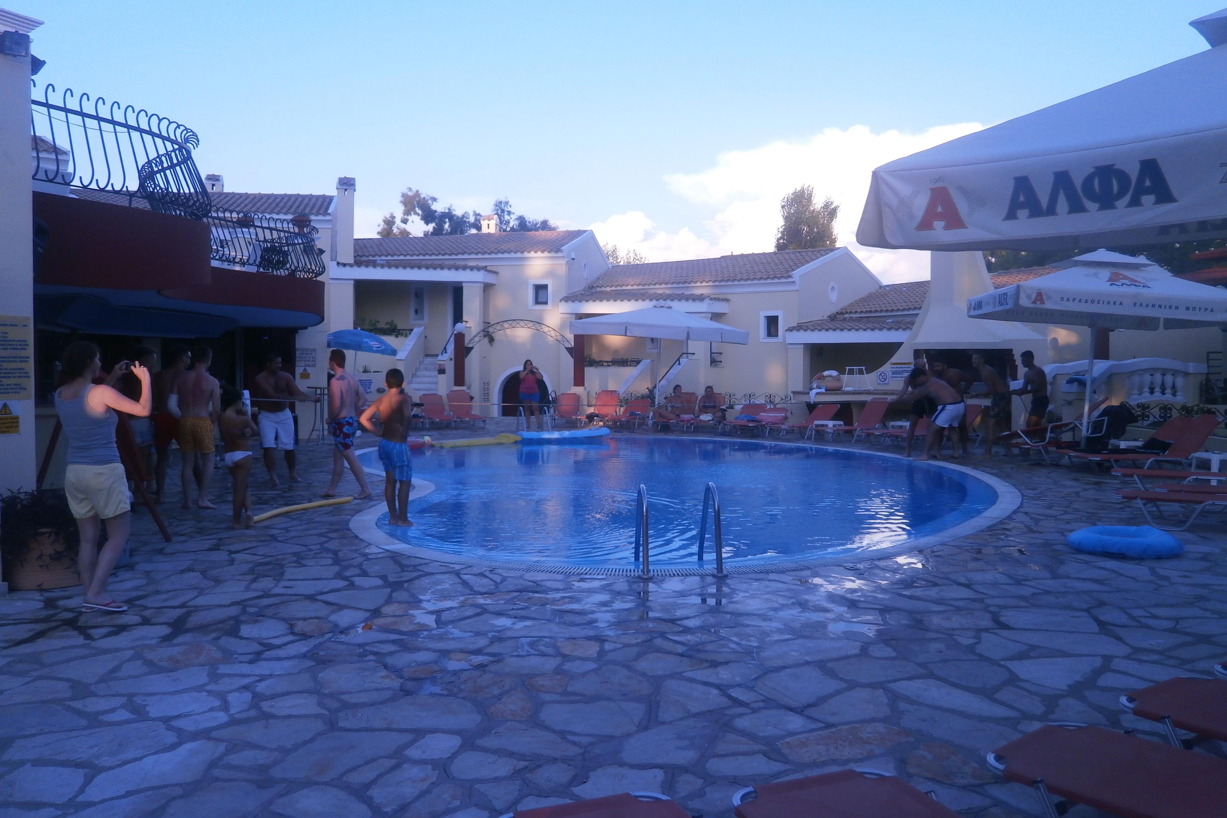 Pool Party and Karaoke Nights