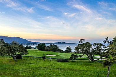 The chance to build on golf's legendary links is now yours. Offering spectacular golf and ocean views and ideally located near The Lodge and Carmel-by-the-Sea, these two contiguous lots on the 12th hole at Pebble Beach Golf Links present a truly unique setting and opportunity. Lots available separately but must be closed concurrently.