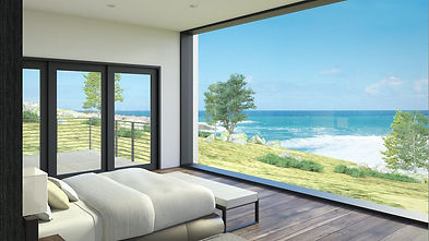 Extraordinary opportunity on perhaps the best oceanfront property in the Highlands. Currently under construction and due to be completed in 2020 is a stunning 6,481 sq.ft. contemporary home designed by Braden Sterling. The enormous 4.25 acres site is two legal lots and offers expansive views and great privacy. Fully renovated 3 bedroom, 1,700 sq.ft. caretaker's unit with expansive ocean views.
