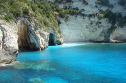 Speed Boat Trips to Paxos or the Blu