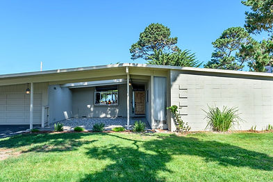 Located along the 16th fairway of the famed Monterey Peninsula Country Club Shore Course, this frontline property boasts stunning ocean and golf views. Situated on a large lot that perfectly embodies the area; close enough to the ocean to feel the sea breeze and enjoy the occasional deer strolling by. This 1950's single level mid-century modern home offers an open kitchen and living area, 4 bedrooms, 2 full baths, and an attached 2 car garage. A truly great opportunity for your golf front dream house.