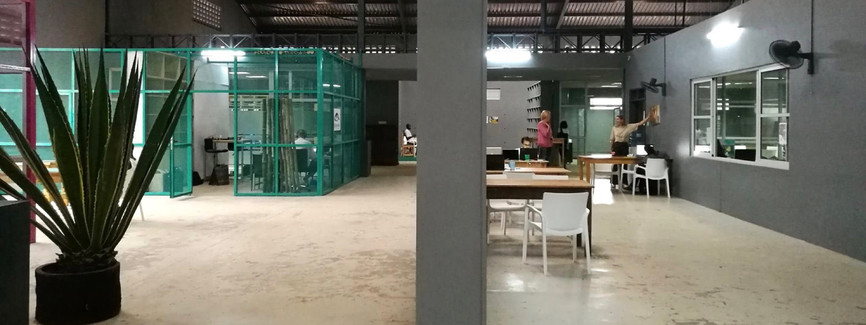 Design Hub Kampala interior