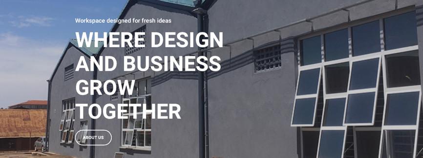 Design Hub Kampala exterior