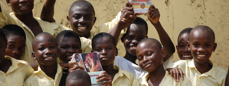 Learning about living - Nigeria