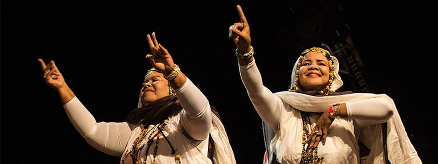Music preformance Festival Taragalte