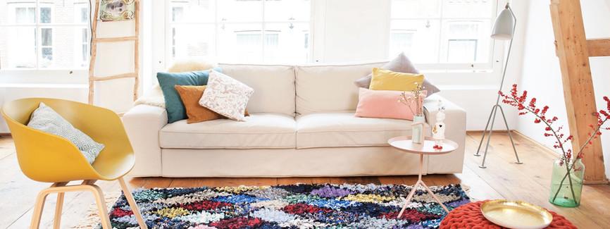 Carpet of life photoshoot