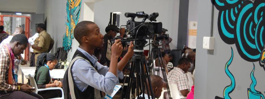 Design Hub pressconference