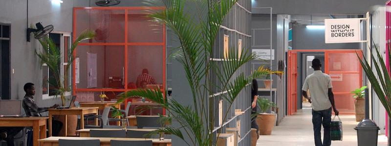 Design Hub interior